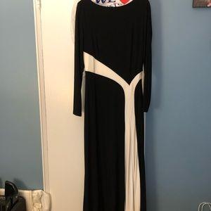 Lauren by Ralph Lauren formal gown